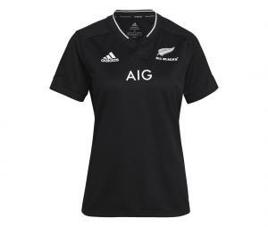Maillot All Blacks Domicile Primeblue Replica2021/2022 Femme