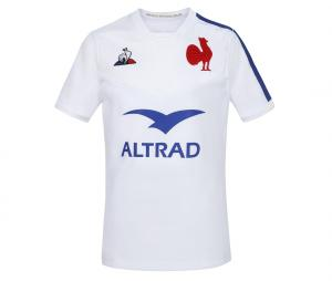 Maillot France Rugby Extérieur Replica 2020/2021 Junior