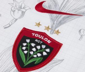 Maillot RC Toulon Extérieur 2021/2022