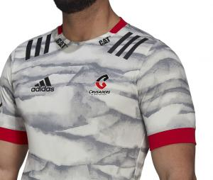 Maillot Crusaders Rugby Alternate Primeblue 2021/2022