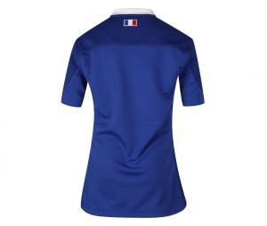 Maillot France FFR XV Domicile Coupe du Monde 2019 Femme