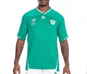 Maillot Pro Irlande Domicile Coupe du Monde de Rugby 2019