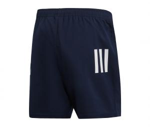 Short adidas 3 Stripes Bleu