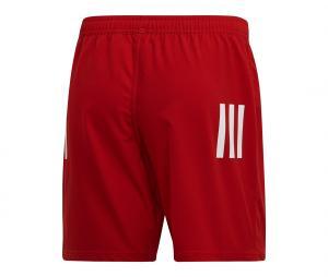 Short adidas 3 Stripes Rouge
