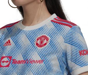 Maillot Manchester United Extérieur 2021/2022 Femme