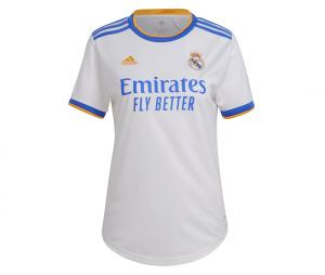 Maillot Real Madrid Domicile 2021/2022 Femme