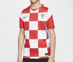 Maillot Croatie Domicile 2020/2021 Junior