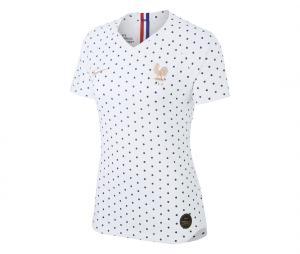 Maillot Match France Extérieur Coupe du Monde 2019 Femme
