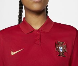 Maillot Portugal Domicile Ronaldo 2021-2022  Femme