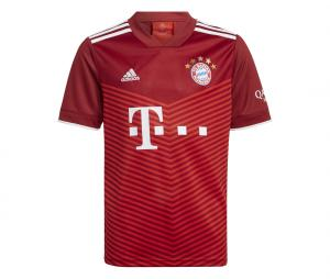 Maillot Bayern Munich Domicile 2021/2022 Junior