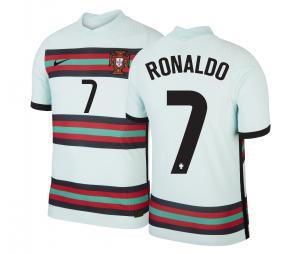 Maillot Match Portugal Extérieur Ronaldo 2020/2021