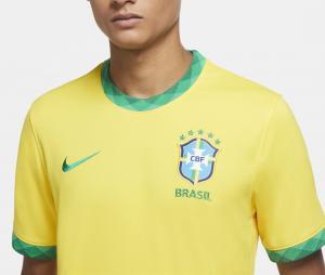 Maillot Brésil Domicile 2020/2021