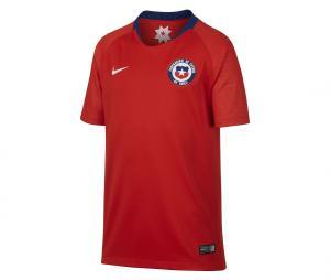 Maillot Chili Domicile Nike 2018/19 Junior