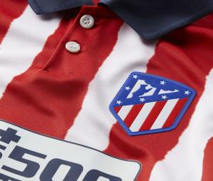 Maillot Atletico Madrid Domicile 2020/2021 Junior