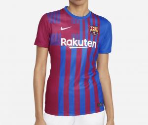 Maillot Barça Domicile 2021/2022 Femme