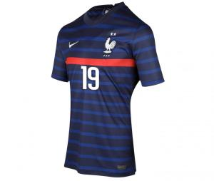 Maillot France Domicile BENZEMA 2021-2022