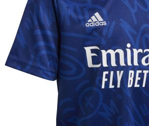 Maillot Real Madrid Extérieur 2021/2022 Junior