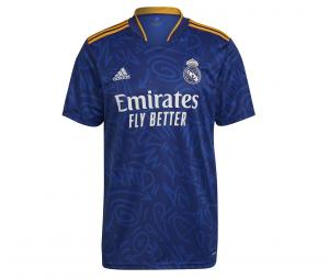 Maillot Extérieur Réal Madrid Benzema 2021/2022 Junior