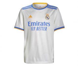 Maillot adidas Real Madrid Domicile 2021/2022 Junior