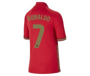 Maillot RONALDO 7 Portugal Domicile 2021-2022