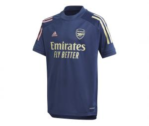 Maillot Entraînement Arsenal Bleu Junior
