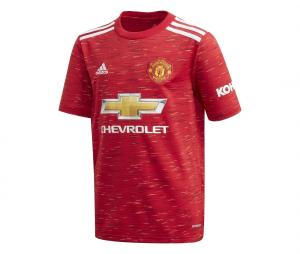 Maillot Manchester United Domicile 2020/2021 Junior
