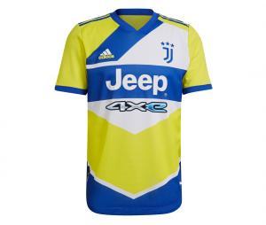 Maillot Authentique Juventus Third 2021/2022