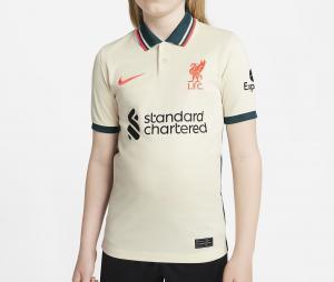 Maillot Liverpool Extérieur 2021/2022 Junior