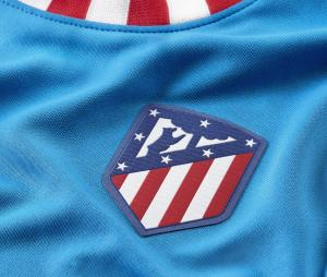 Maillot Atletico Madrid Third 2021/2022 Junior