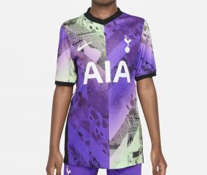 Maillot Tottenham Third 2021/2022 Junior