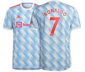 Maillot Manchester United Extérieur Ronaldo 2021/2022