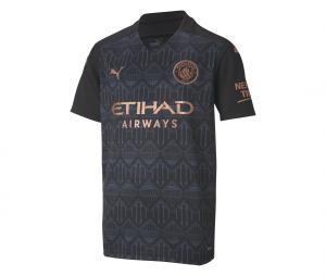 Maillot Manchester City Extérieur 2020/2021 Junior