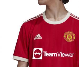 Maillot Authentique Manchester United Domicile 2021/2022