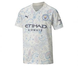 Maillot Manchester City Third 2020/2021 Junior