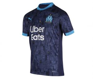 2020/21 OM Stadium Away Kid's Football Shirt