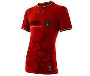Maillot Belgique Coupe du Monde 2014