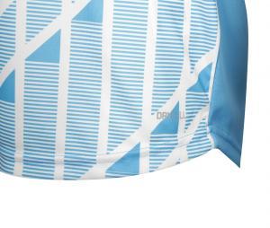 Camiseta de Entrenamiento OM Stadium Azul Júnior