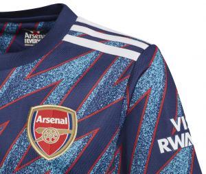 Maillot Arsenal Third 2021/2022 Junior