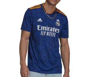 Maillot Real Madrid Extérieur 2021/2022
