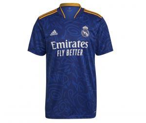 Maillot Extérieur Réal Madrid Benzema 2021/2022