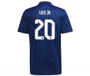 Maillot Extérieur Réal Madrid Vinicius Jr 2021/2022