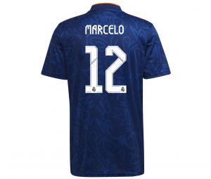 Maillot Extérieur Réal Madrid Marcelo 2021/2022