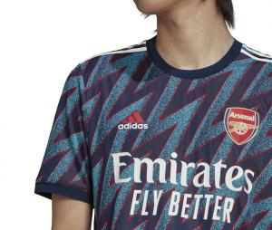 Maillot Authentique Arsenal Third 2021/2022