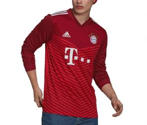 Maillot Manches Longues Bayern Munich Domicile 2021/2022