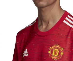 Maillot Authentique Manchester United Domicile 2020/2021