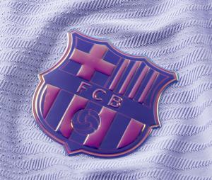 Maillot Match Barça Extérieur 2021/2022