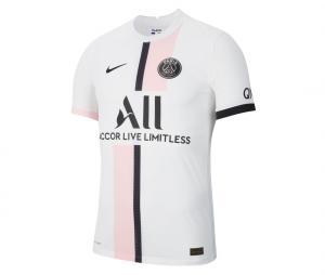 Maillot Match PSG Extérieur 2021/2022