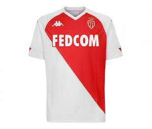 Maillot AS Monaco Domicile 2020/2021 Junior