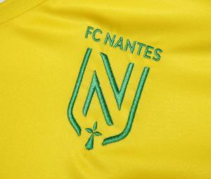 Maillot Authentique Nantes Domicile 2020/2021 Junior
