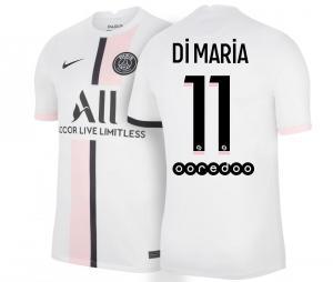 Maillot PSG Extérieur Di Maria 2021/2022